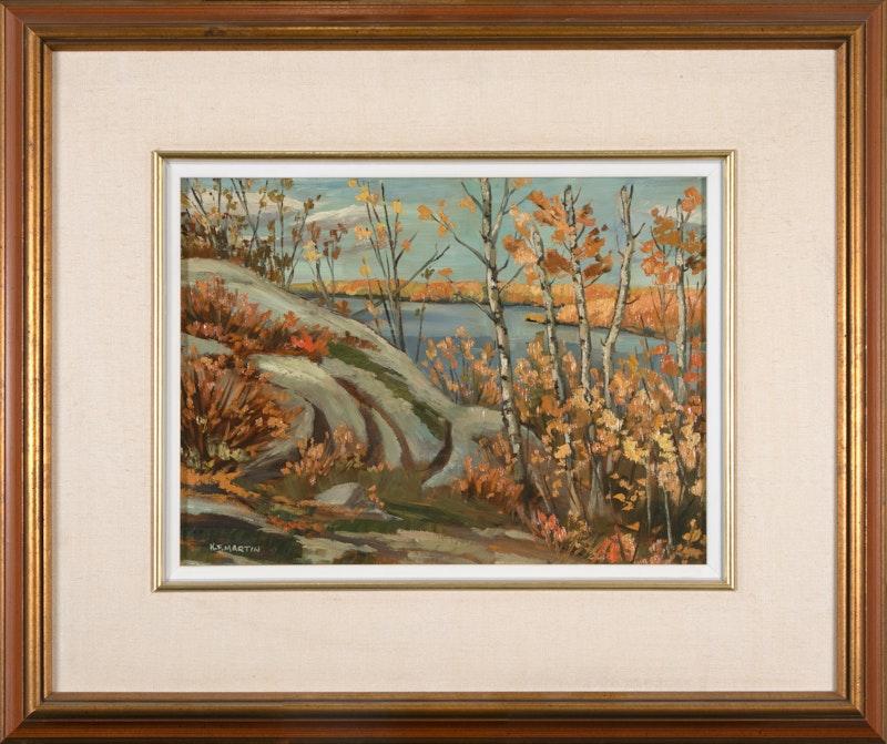 October, Lac du Bonnet Image 1