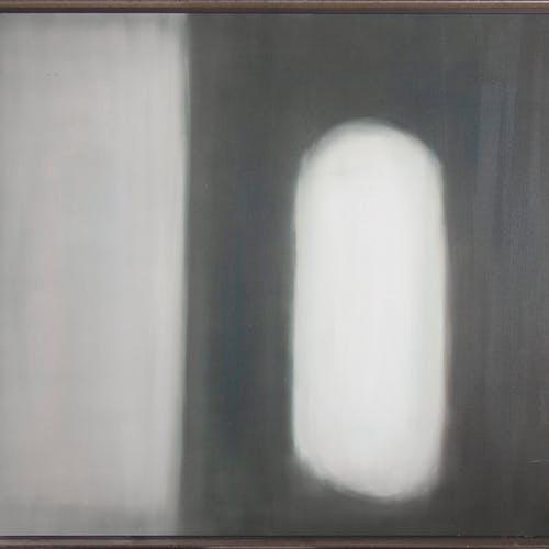 La nuit approche by Annemarie Entz, 1971 Oil on Canvas - (30x36 in)