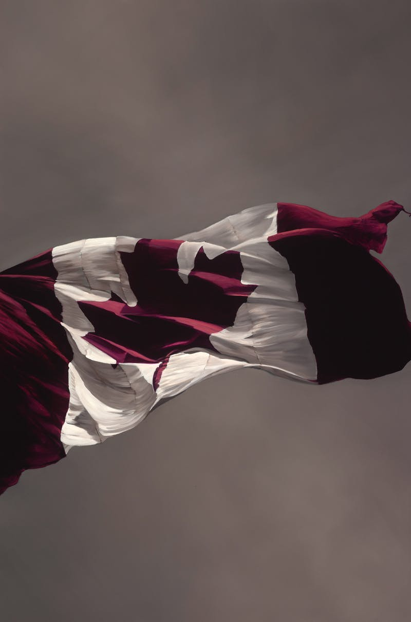 Flag of Canada Image 1