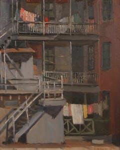 Dorchester Street., 1958