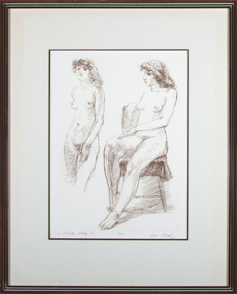 Nudes Study III S/P Image 2