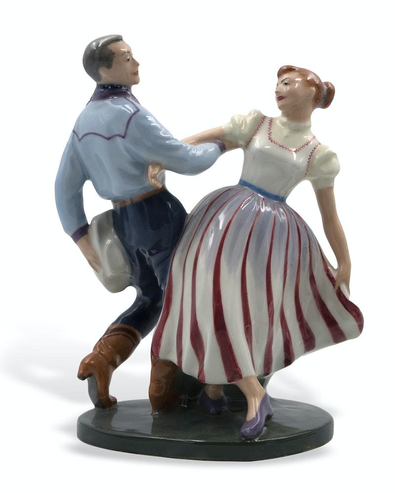 Square Dancers Image 1