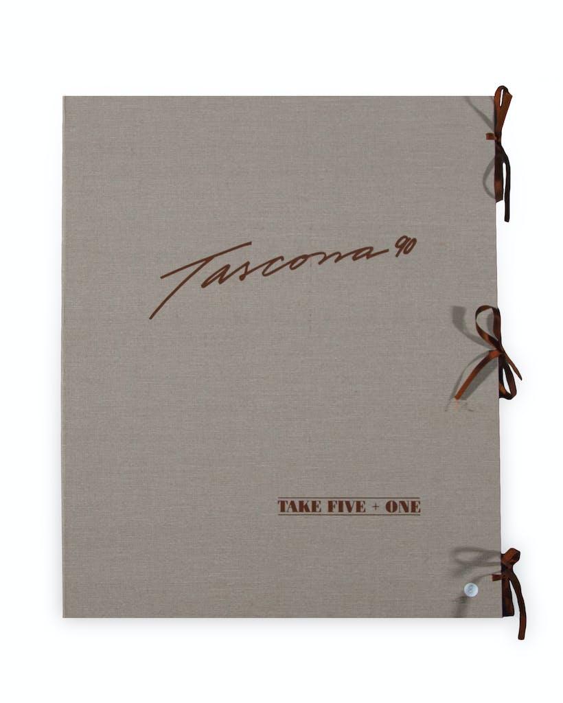Take Five + One, folio of 5 serigraphs by Tony Tascona, 1990 Ink - (20x16 in)
