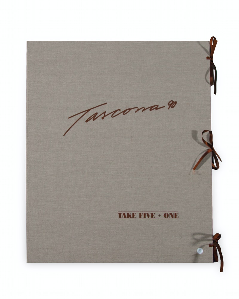 Take Five + One,  folio of 5 serigraphs Image 1