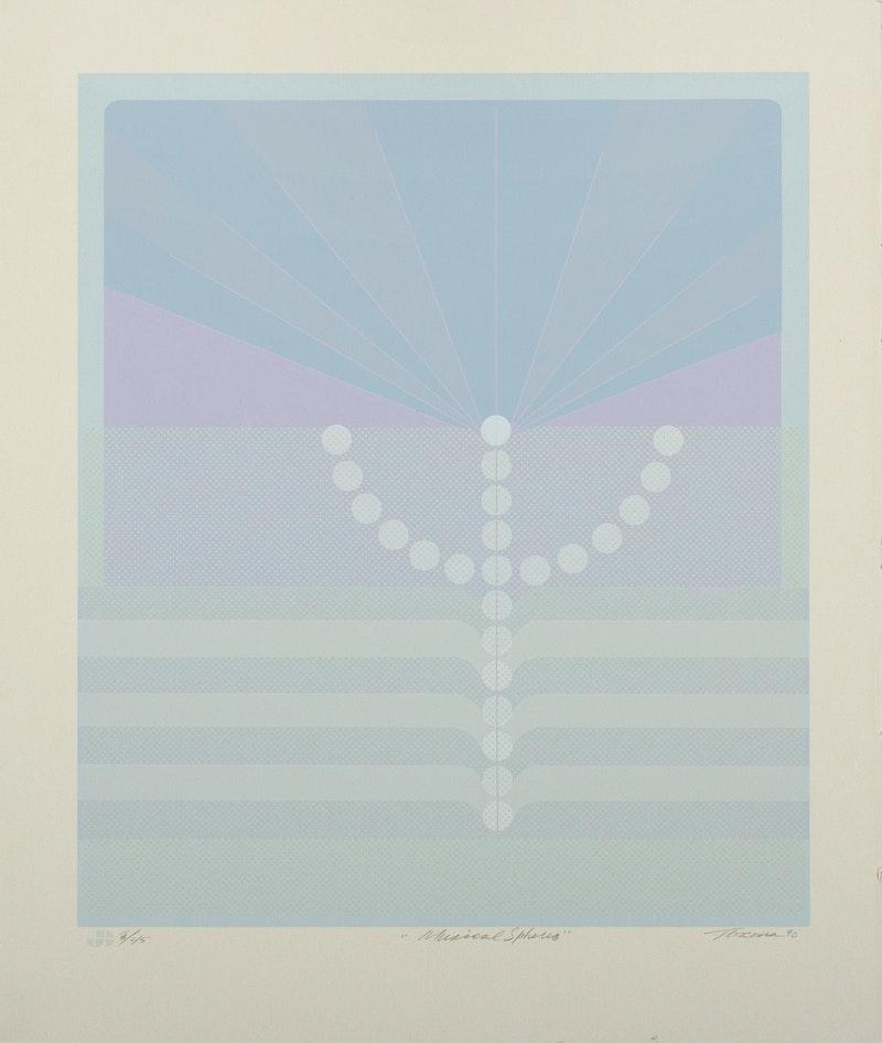 Take Five + One,  folio of 5 serigraphs Image 3
