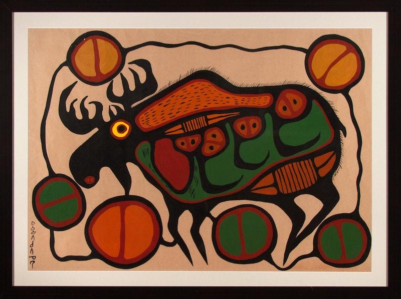 Moose Image 1