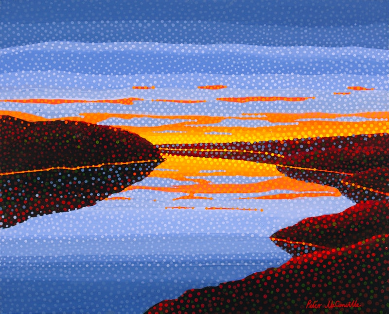 Red River (Study) Image 1