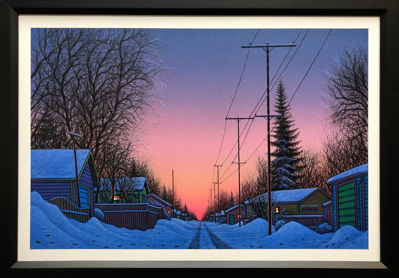 Winter Wires