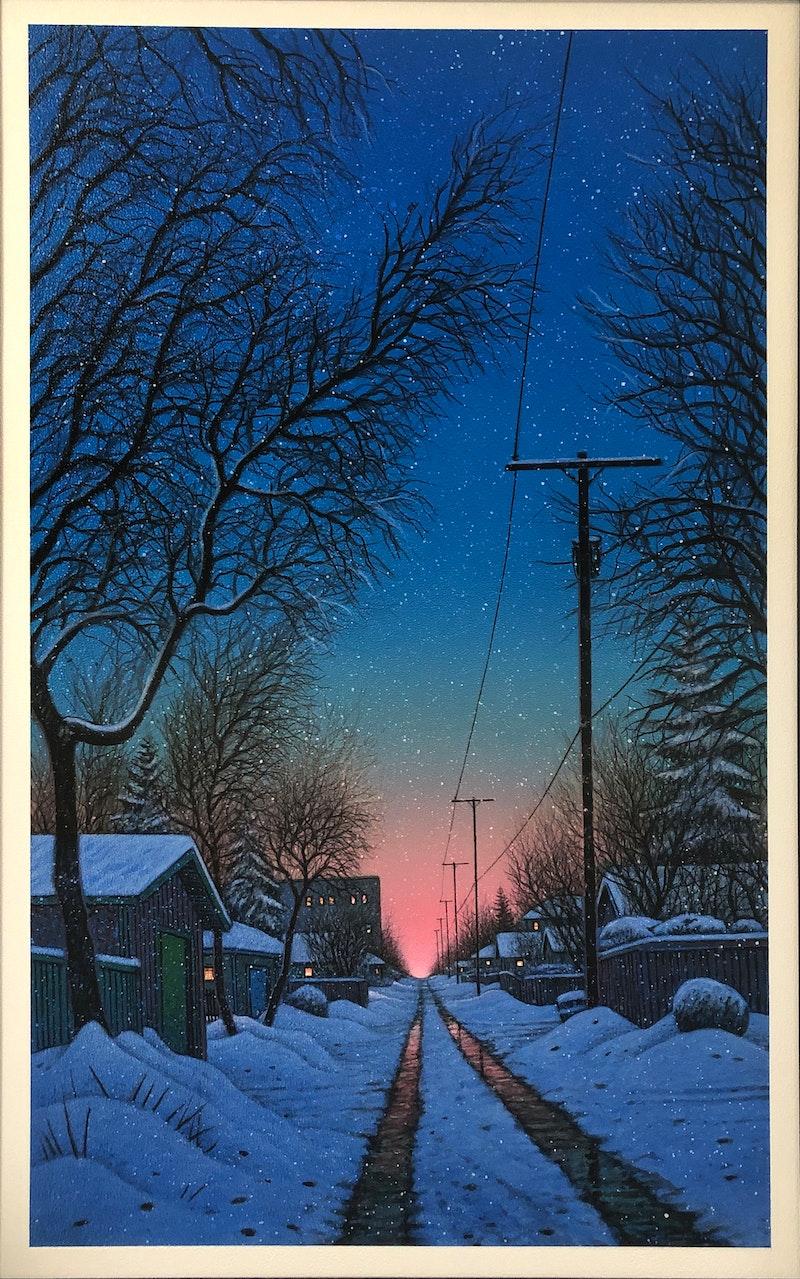 Gentle Snow Image 3
