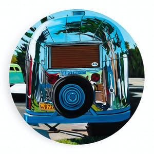 Airstream, Blue Trim