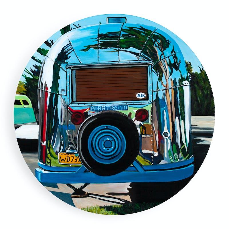 Airstream, Blue Trim Image 1
