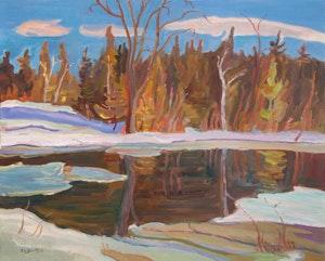 Spring Creek– Lanark County, ON