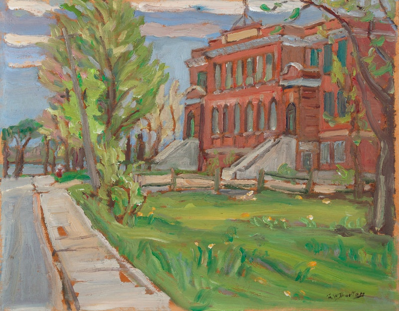 Untitled– School in Almonte Image 1
