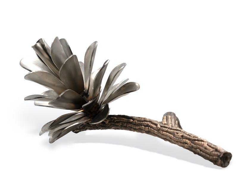 Pine Cone on Stem #20-661 Image 3