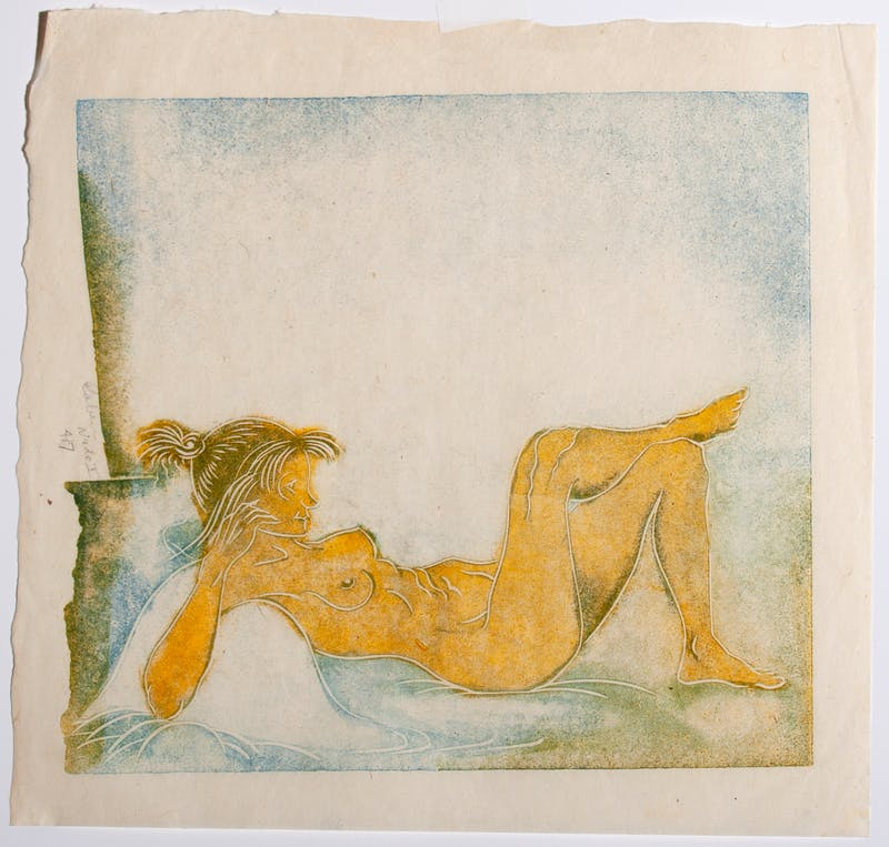 Nude I 4/7 Image 2