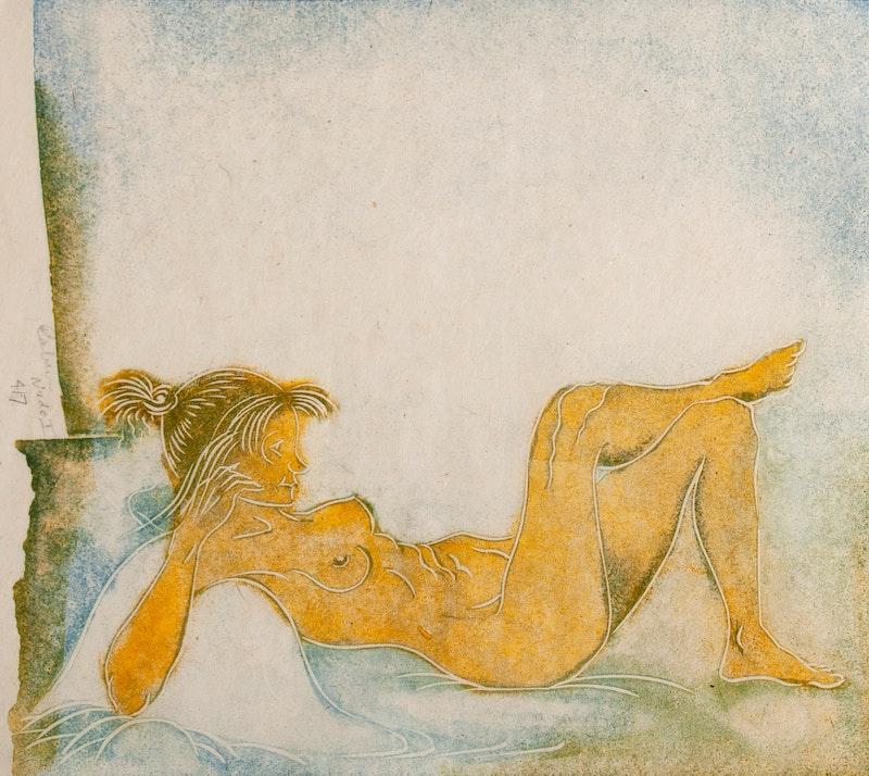 Nude I 4/7 Image 1