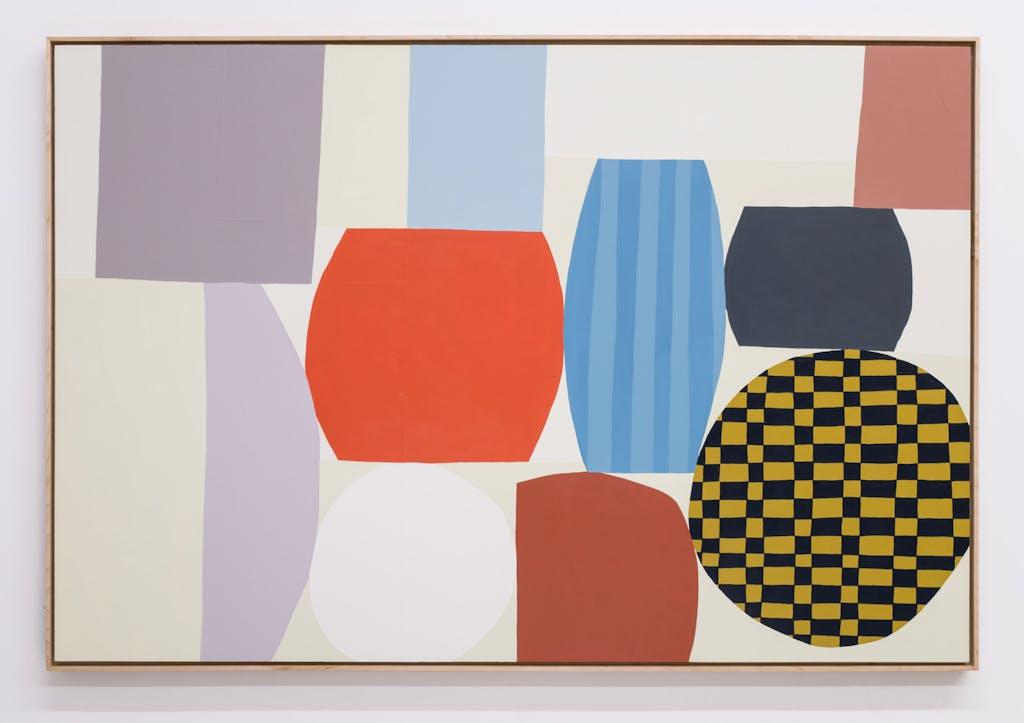 We Like It Here by Scott Sueme, 2021 Acrylic on Panel - (40x60 in)