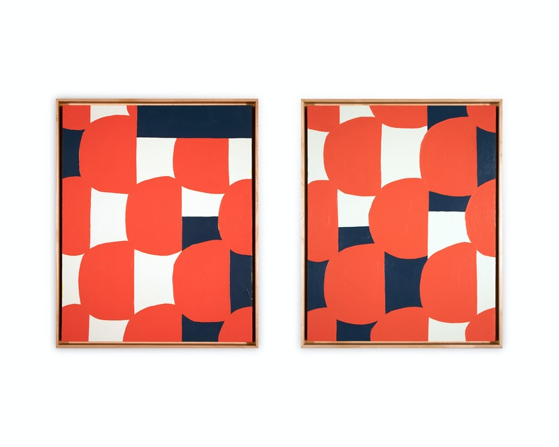 Tile Samples (Diptych) Image 4