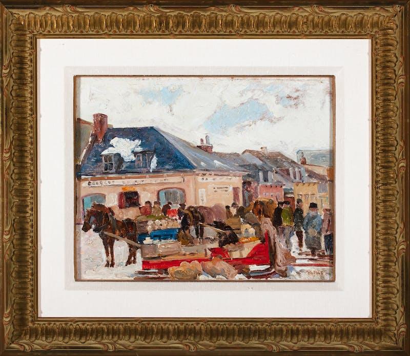 Bonsecour Market