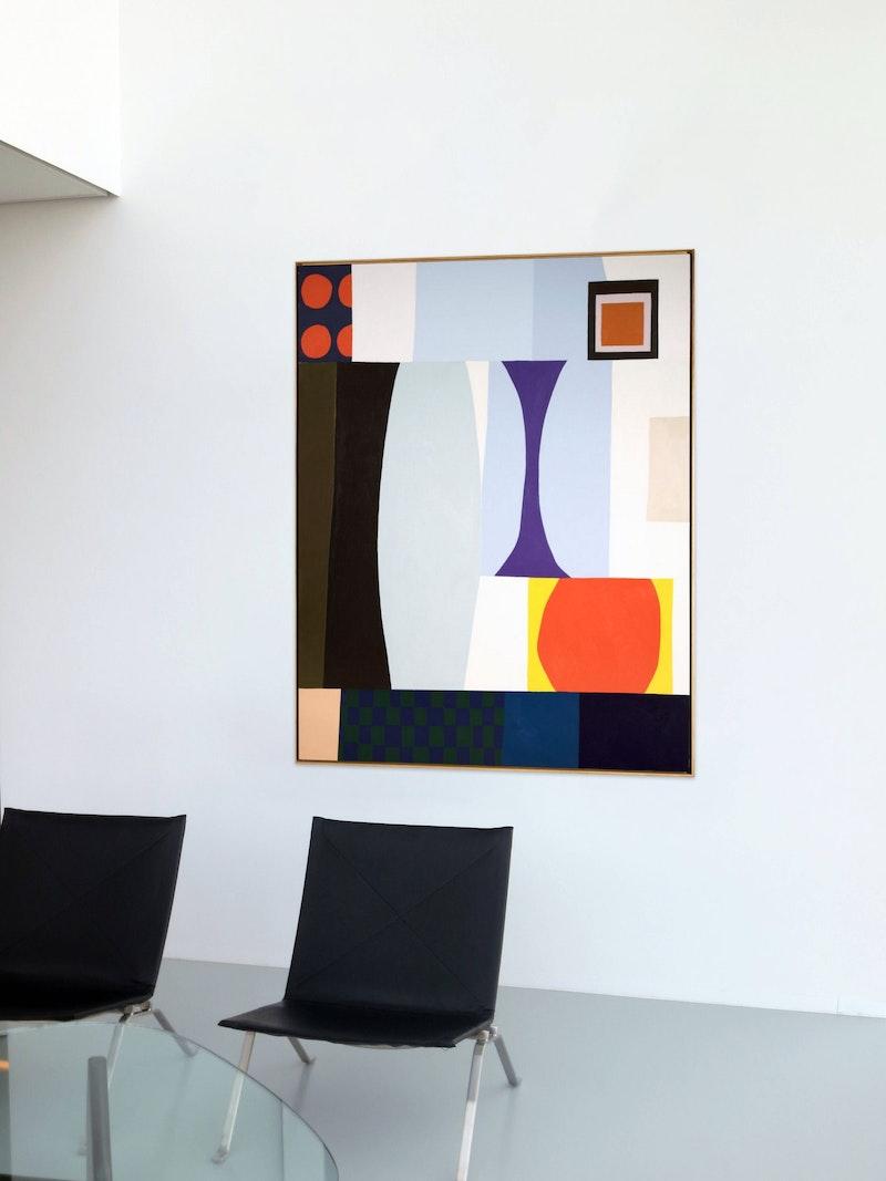 An Ideal Living Room Arrangement Image 6