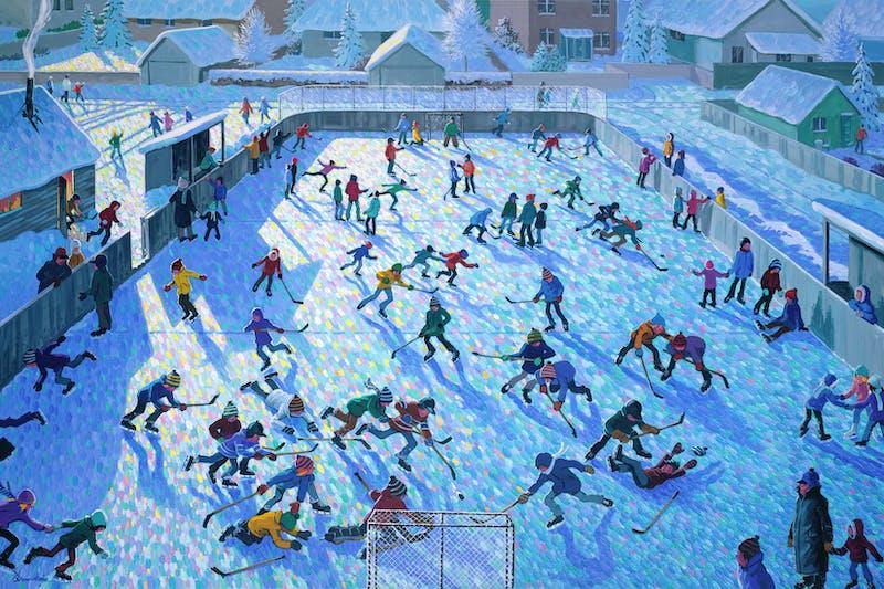 Winter Arena Image 2
