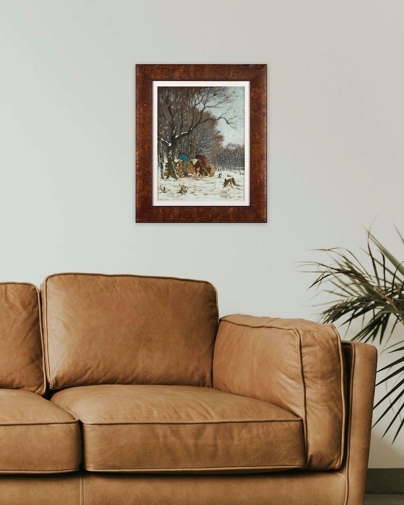 Hauling Timber Image 4