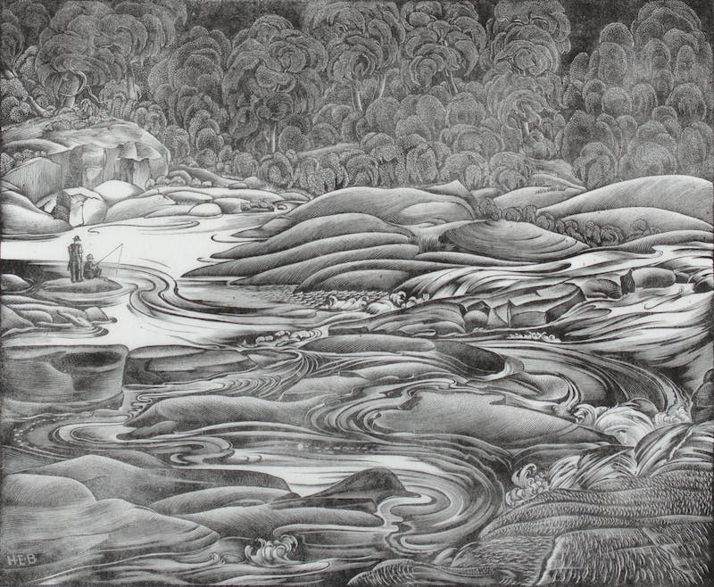 Whirling Waters Image 1