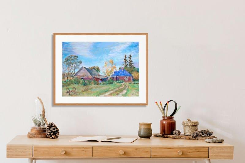 Old Farm House Image 2