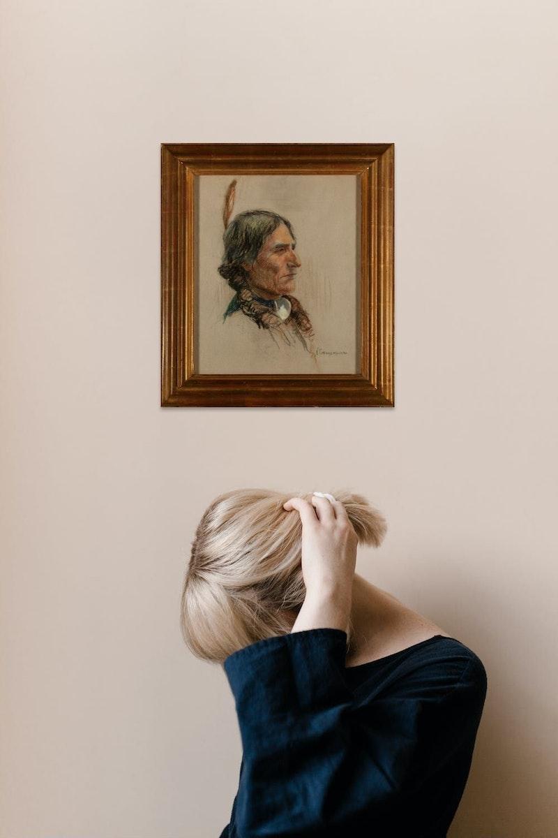 Indigenous Portrait Image 3