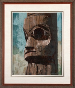 Totem Head, Kisipiox