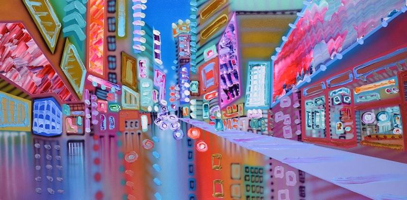 My City Dreams