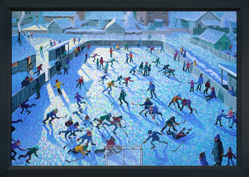 Winter Arena Image 1