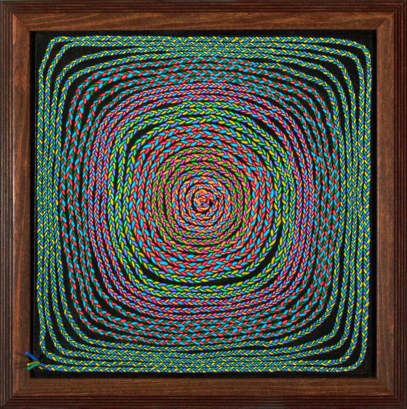 Circle into Square Image 1