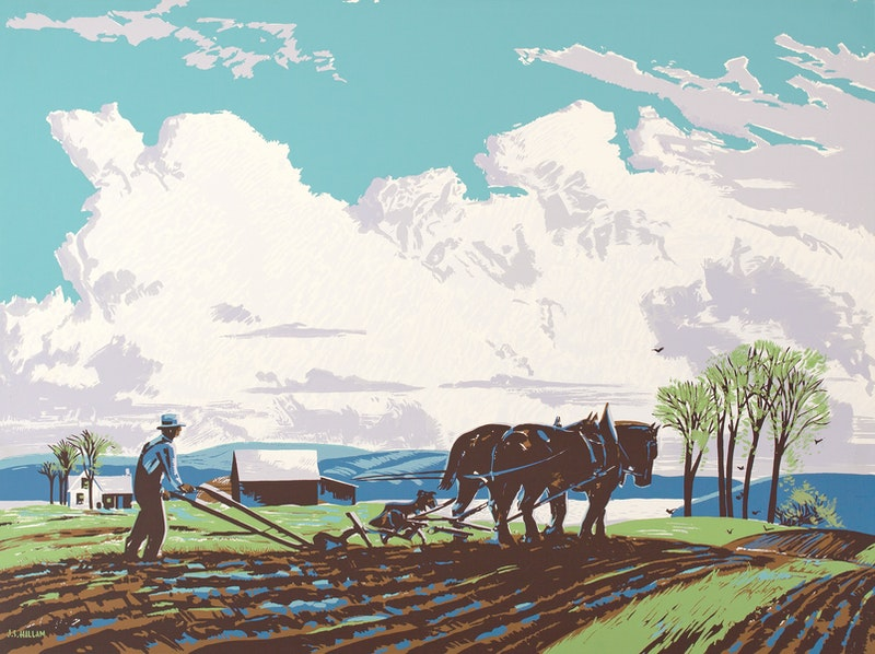 The Ploughman Image 1