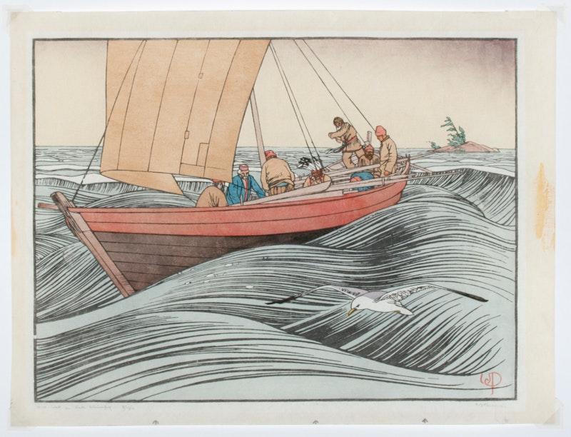 York Boat 8/150 Image 1