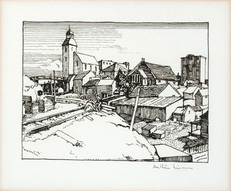 A Northern Town 25/100 Image 2