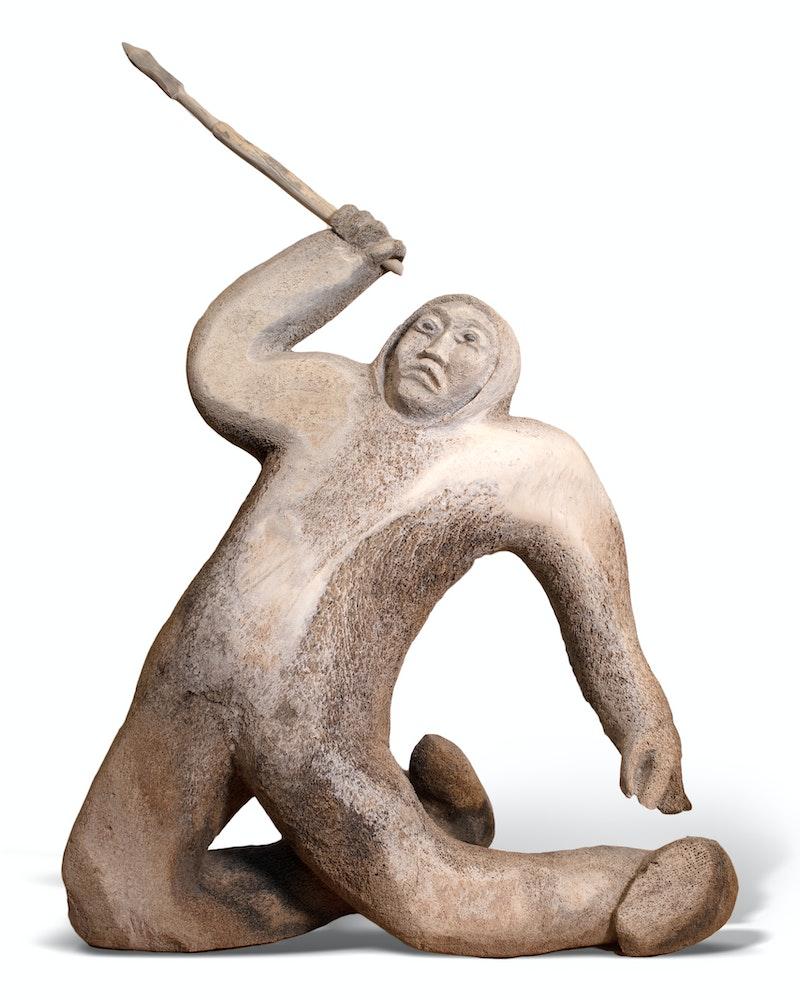 Inuit Hunter