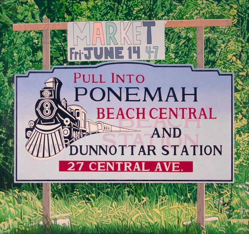 Ponemah Beach Image 1