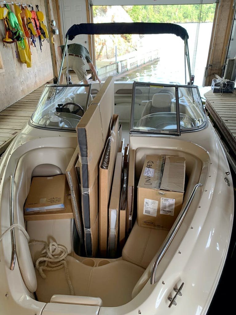 Transportation, Vehicle, Car, Automobile, Convertible, Wood, Plywood, Vessel, Watercraft, Boat