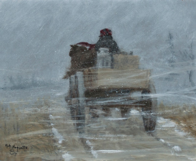 Sleet and Snow