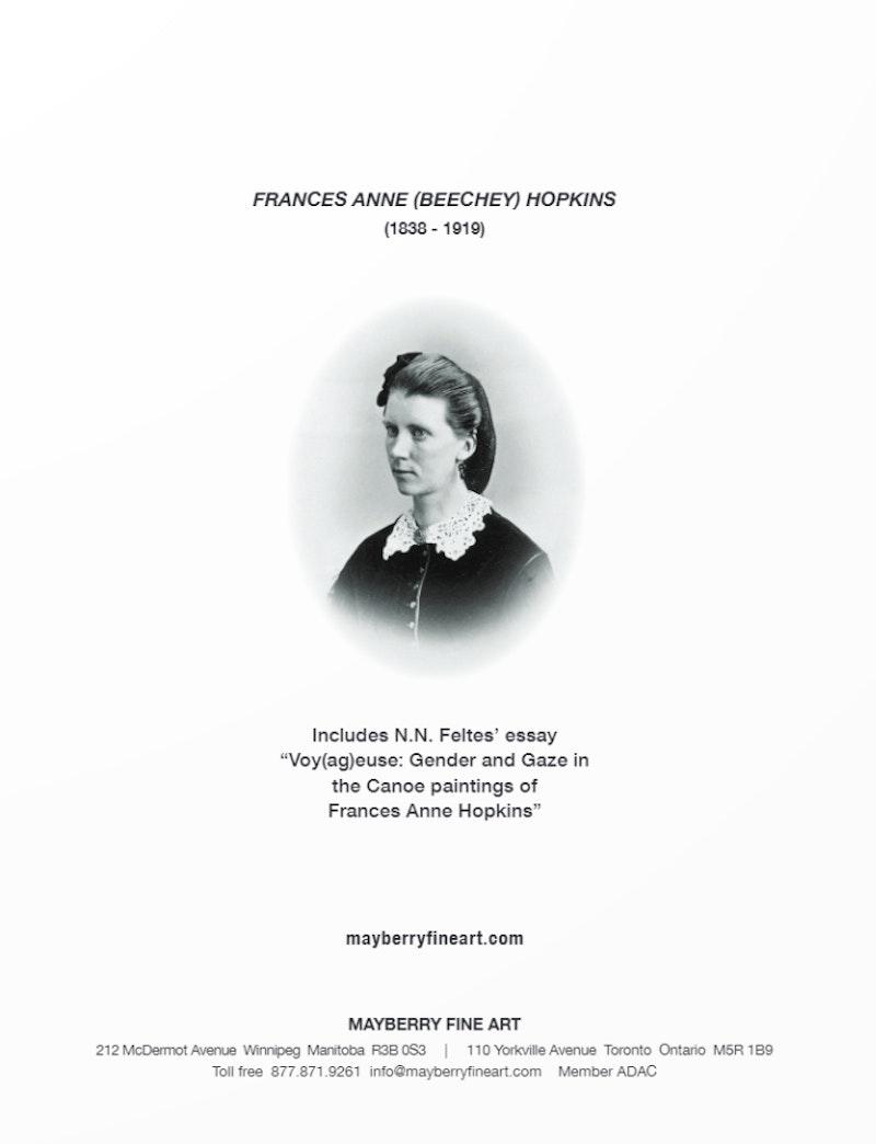 Frances Anne Hopkins Essay