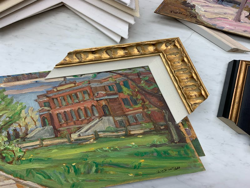 Picture Reframing - A Fresh Presentation