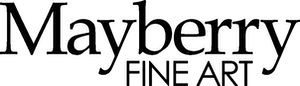Mayberry Fine Art Logo 300x86